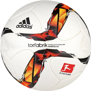 Adidas Spielball Torfabrik 2015/2016 OMB