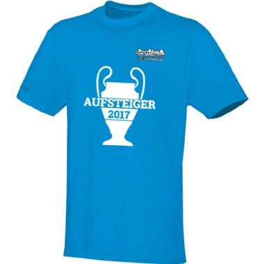 Aufsteiger-Shirts für Kinder, Damen und Herren in JAKO blau