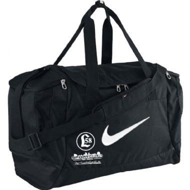 Nike Sporttaschen Club Team Swoosh Duffel ohne Bodenfach (M) (Vereinskollektion SV Liebertwolkwitz)