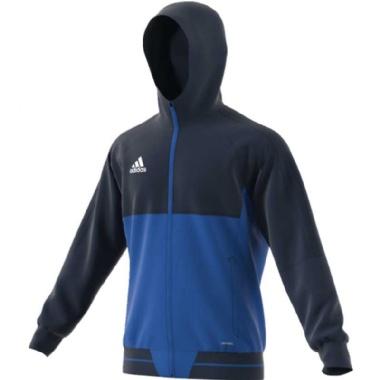 Adidas Fußball Präsentationsjacke Tiro 17