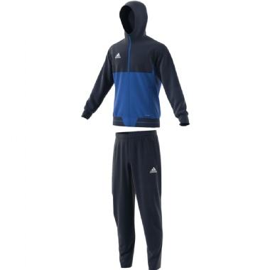 Adidas Fußball Präsentationsanzug Tiro 17
