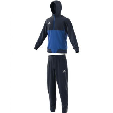 Adidas Fußball Polyesteranzug Tiro 17