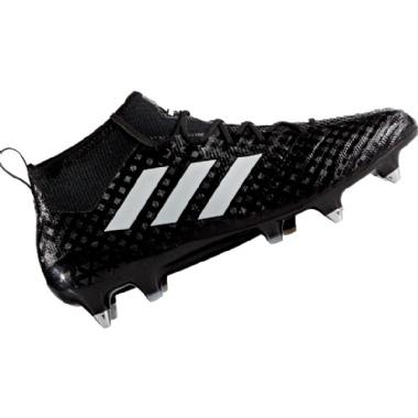 Adidas ACE 17.1 Primeknit SG Stollenfußballschuhe - Black Pack