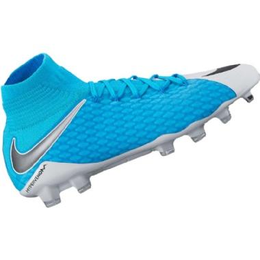 Nike Hypervenom Phatal III DF FG Nockenfußballschuhe - Motion Blur Pack