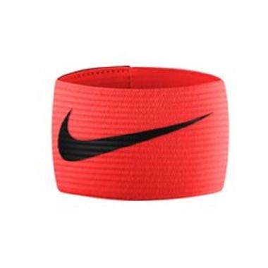 Nike Futbol Spielführerbinden in rot-schwarz