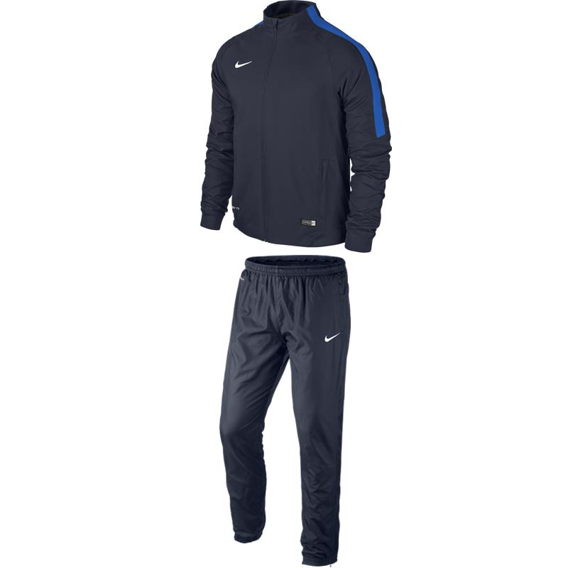 Nike Fußball Präsentationsanzug Squad 15