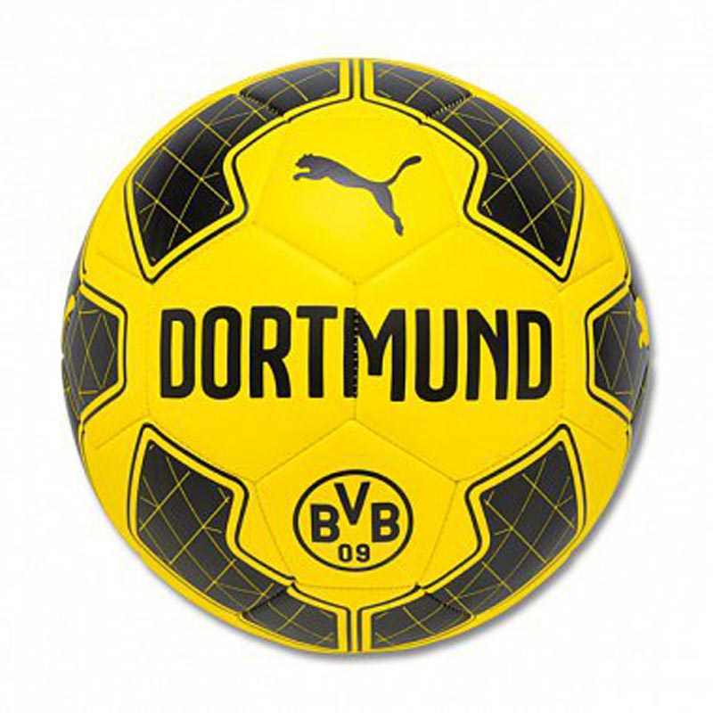 borussia dortmund fan ball mini g nstig online kaufen der. Black Bedroom Furniture Sets. Home Design Ideas