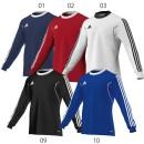 Adidas 14´er Trikotsatz Squadra 13 langarm für Erwachsene (Trikot - Hose - Stutzen)