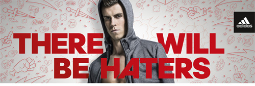 There will be Haters - Adidas Fußballschuhe