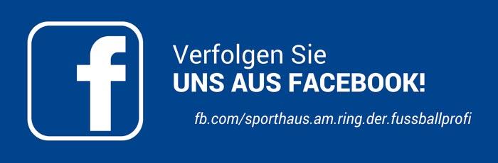 Verfolgen Sie uns auf Facebook!