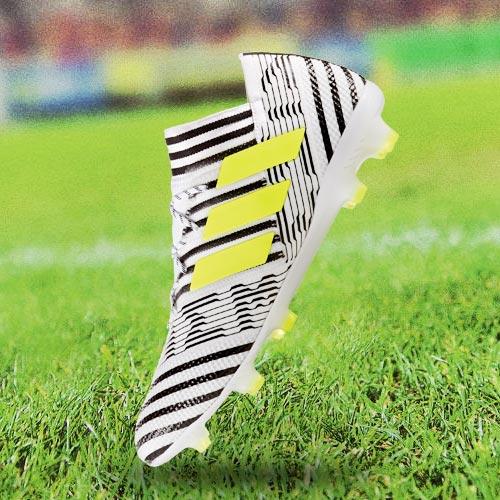 Teaser für die neuen Adidas X15 Nockenfussballschuhe