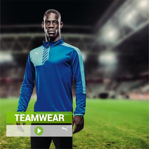 Aktionsbild für Teamwear