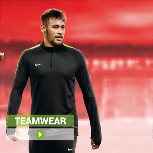 Aktionsbild für Teamwear von Nike