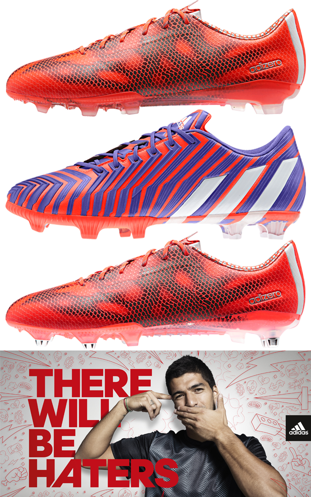 Adidas<br>#ThereWillBeHaters