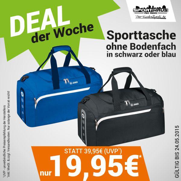 Deal der Woche - Sporttaschen ab 19,95 Euro - nur bis 24.05.2015