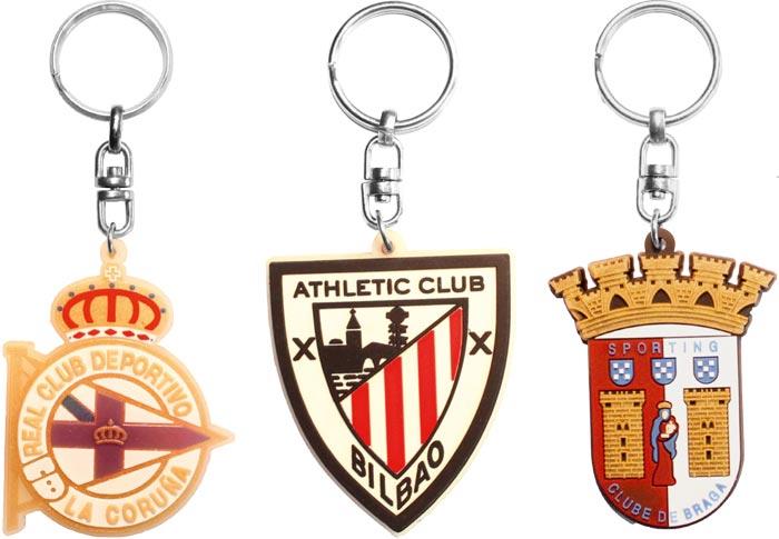 individuell gestaltete Schlüsselanhänger