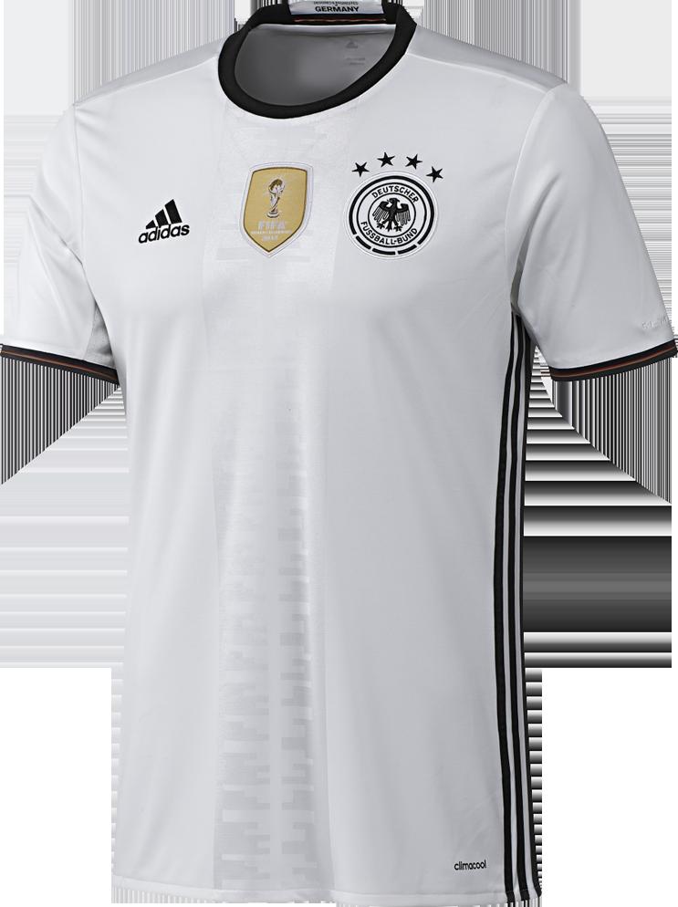 Adidas Heim-Trikot Deutschland