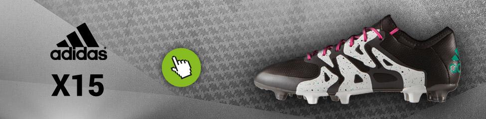 Die Neuheiten in der Adidas X15 Familie - jetzt im Shop!
