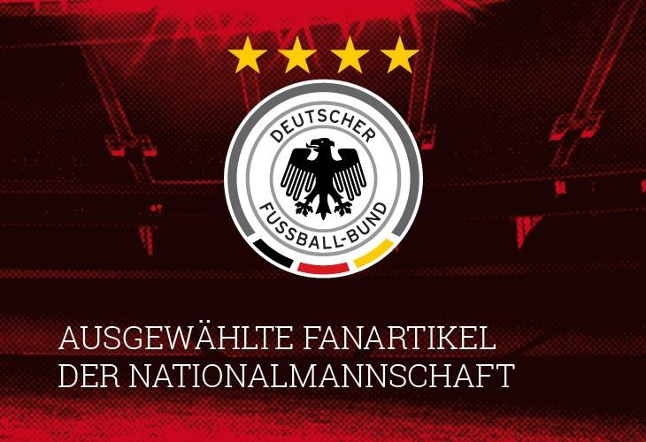Deutscher Fußball Bund Fanartikel im Onlineshop
