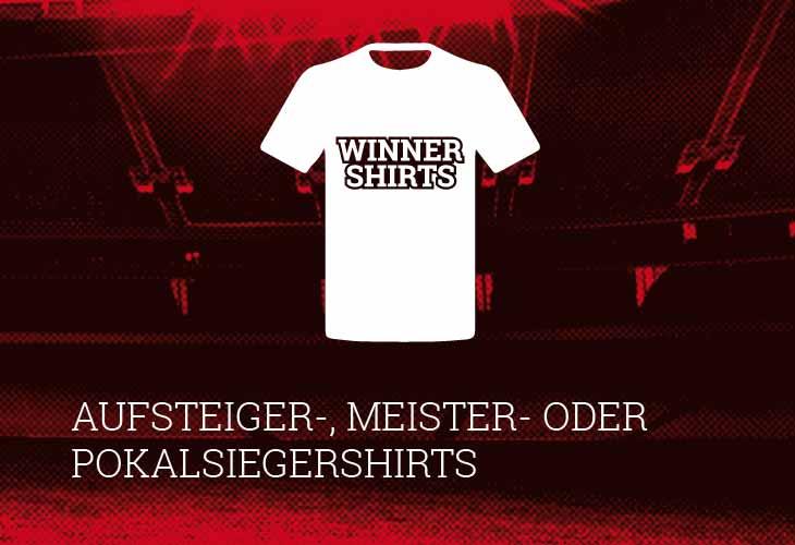 Winnershirts im Onlineshop