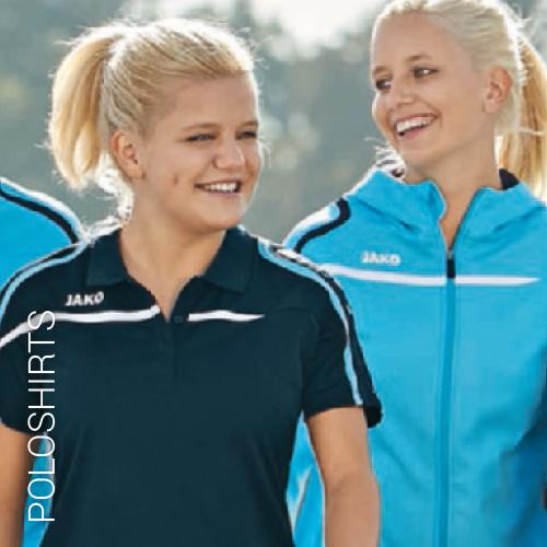Übersicht Puma und Jako Polo-Shirts - Teamwear