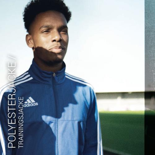 Übersicht Nike und Adidas Trainingsjacken - Teamwear