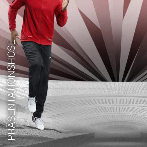 Übersicht Nike, Puma und Jako Präsentationshosen - Teamwear