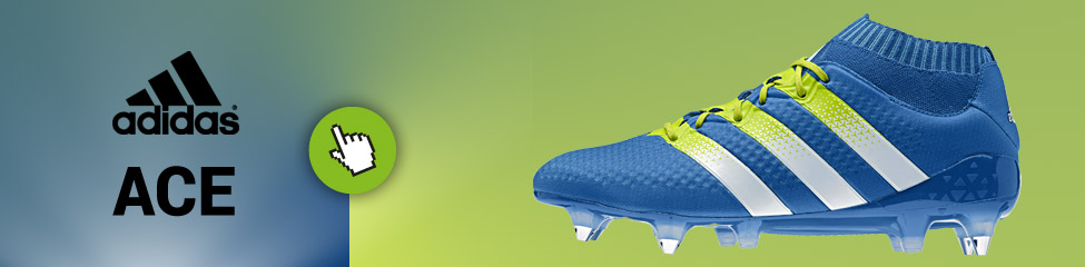 Die Neuheiten in der Adidas ACE 16 Familie - jetzt im Shop!