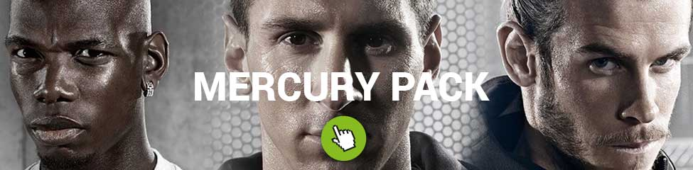 Mercury Pack - jetzt in deinem  Onlineshop!