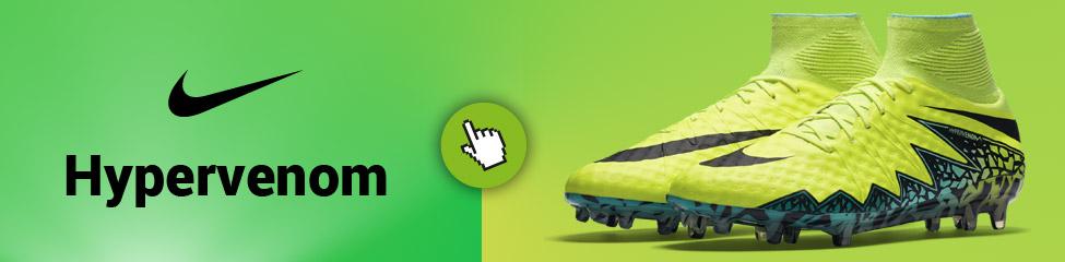 Die neuen Nike Hypervenom Fussballschuhe - jetzt online verfügbar!