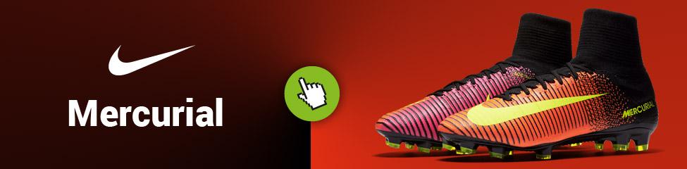 Die neuen Nike Mercurial Fussballschuhe - jetzt online verfügbar!