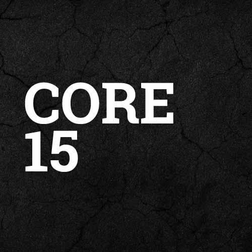komplette Adidas Core 15 Teamlinie