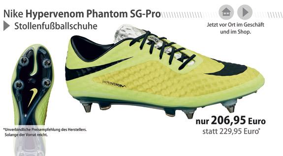 Die neuen Hypervenom Phantom!