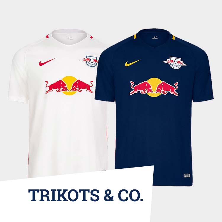 Red Bull Leipzig Trikots, Shorts und Strumpfstutzen